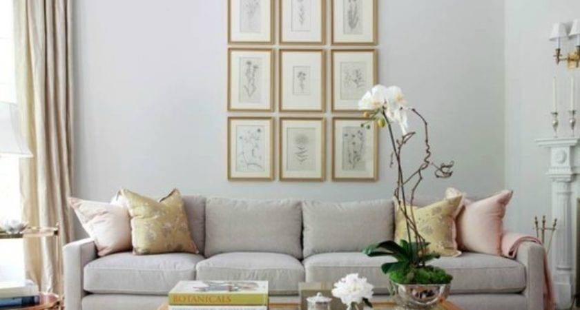 Accent Colors Gray Rooms Bungalow Home Staging