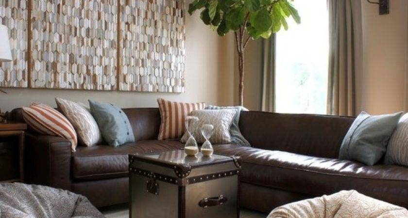 Add Color Neutral Living Room Cozy