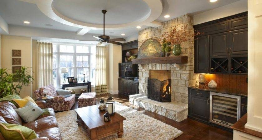 Adding Reclaimed Wood Designs Your Living Room