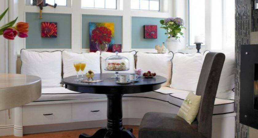 Adorable Breakfast Nook Design Ideas Your Home