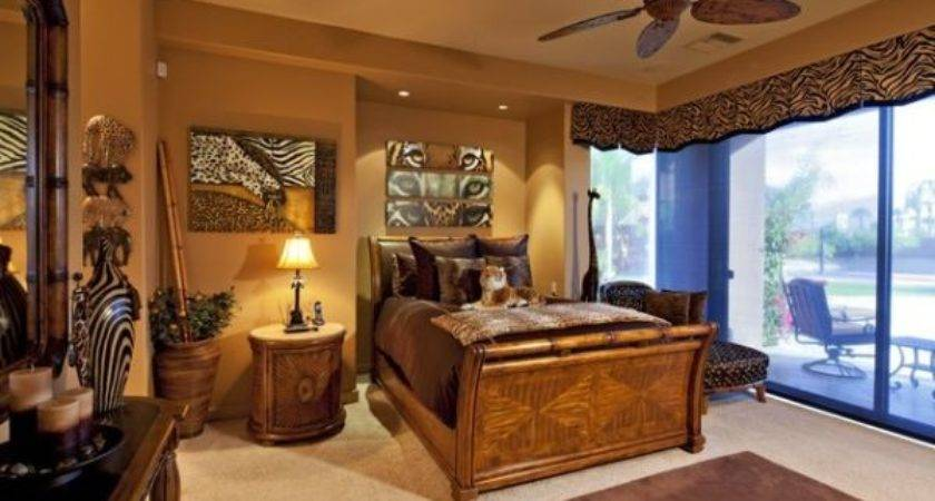 African Themed Living Room Car Interior Design