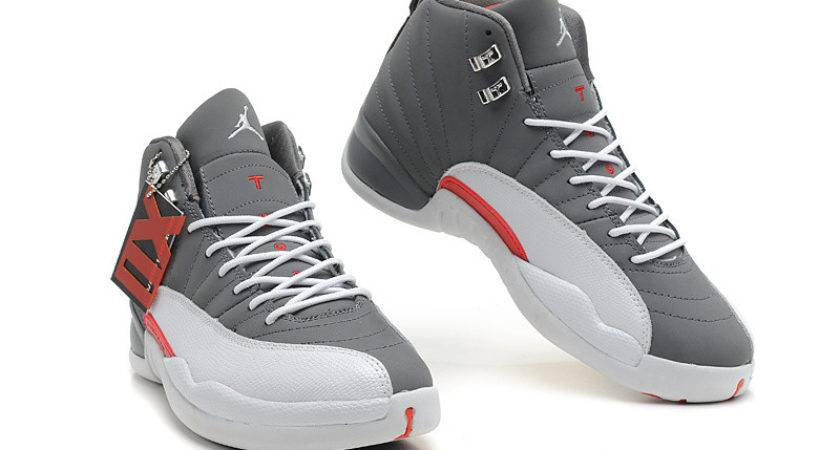 Air Jordan Retro Cool Grey Total Orange White Sale
