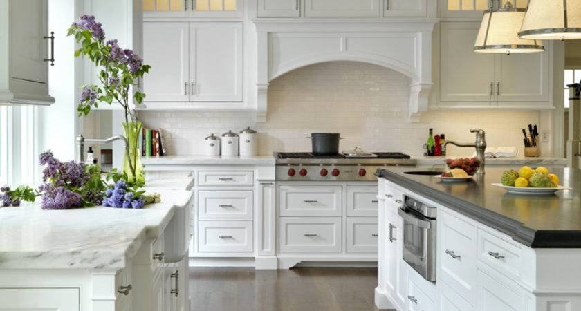 All White Kitchens Inspiration Makeovers
