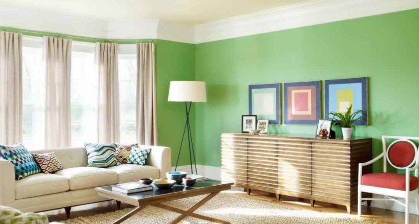 Amazing Affordable Interior Paint Color Schemes