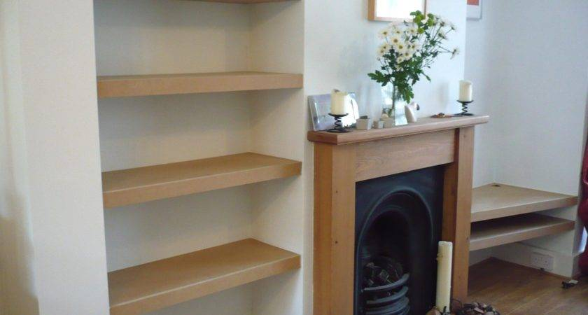 Amazing Alcove Shelving Ideas Additional New