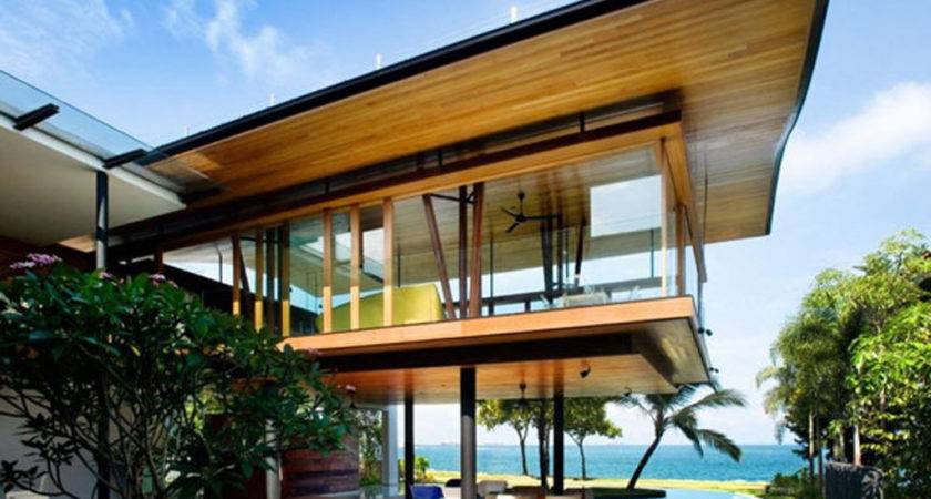 Amazing Beach House Designs Iroonie
