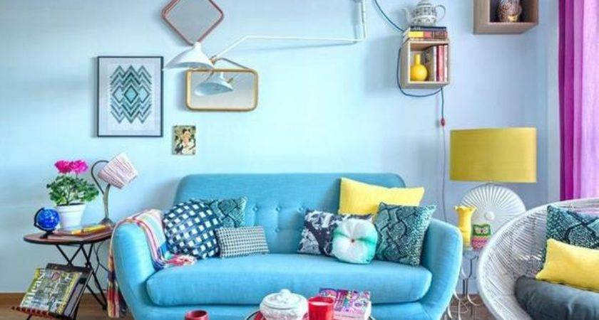 Amazing Blue Living Room Designs Striking Interior