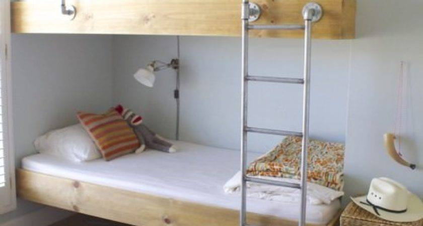 Amazing Diy Bunk Beds Decorating Your Small Space