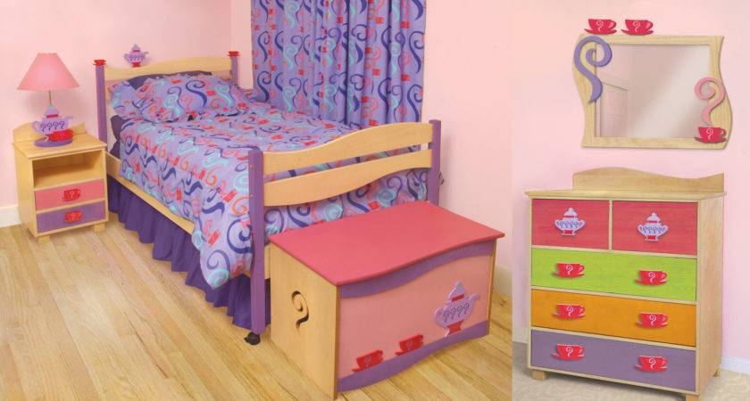 Amazing Functional Little Girls Furniture Small