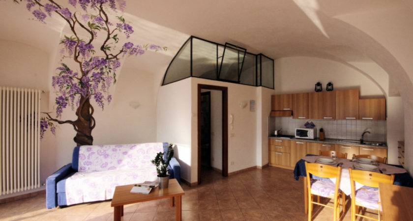 Amazing One Room Apartments Have