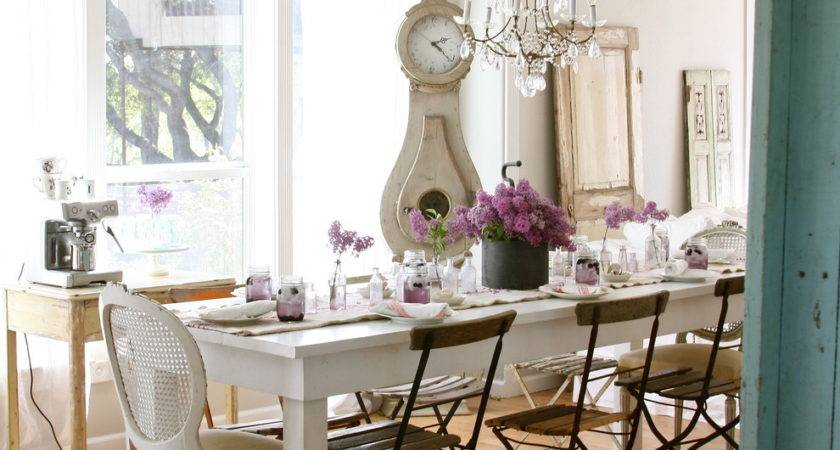 Amazing Shabby Chic French Country Bedding Decorating