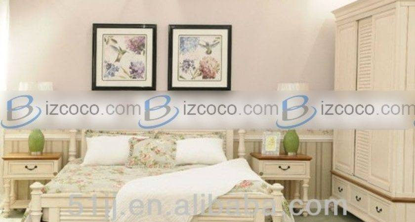 American Style Bedroom Furniture China Manufacturer