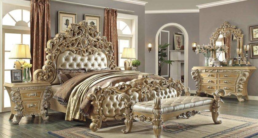 Amsden Victorian Style Bedroom Furniture