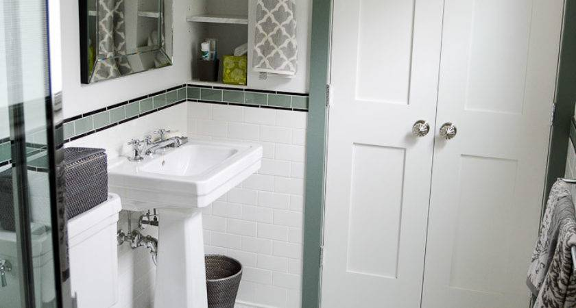 Amy Bathroom Remodel Classic Elegant Retro