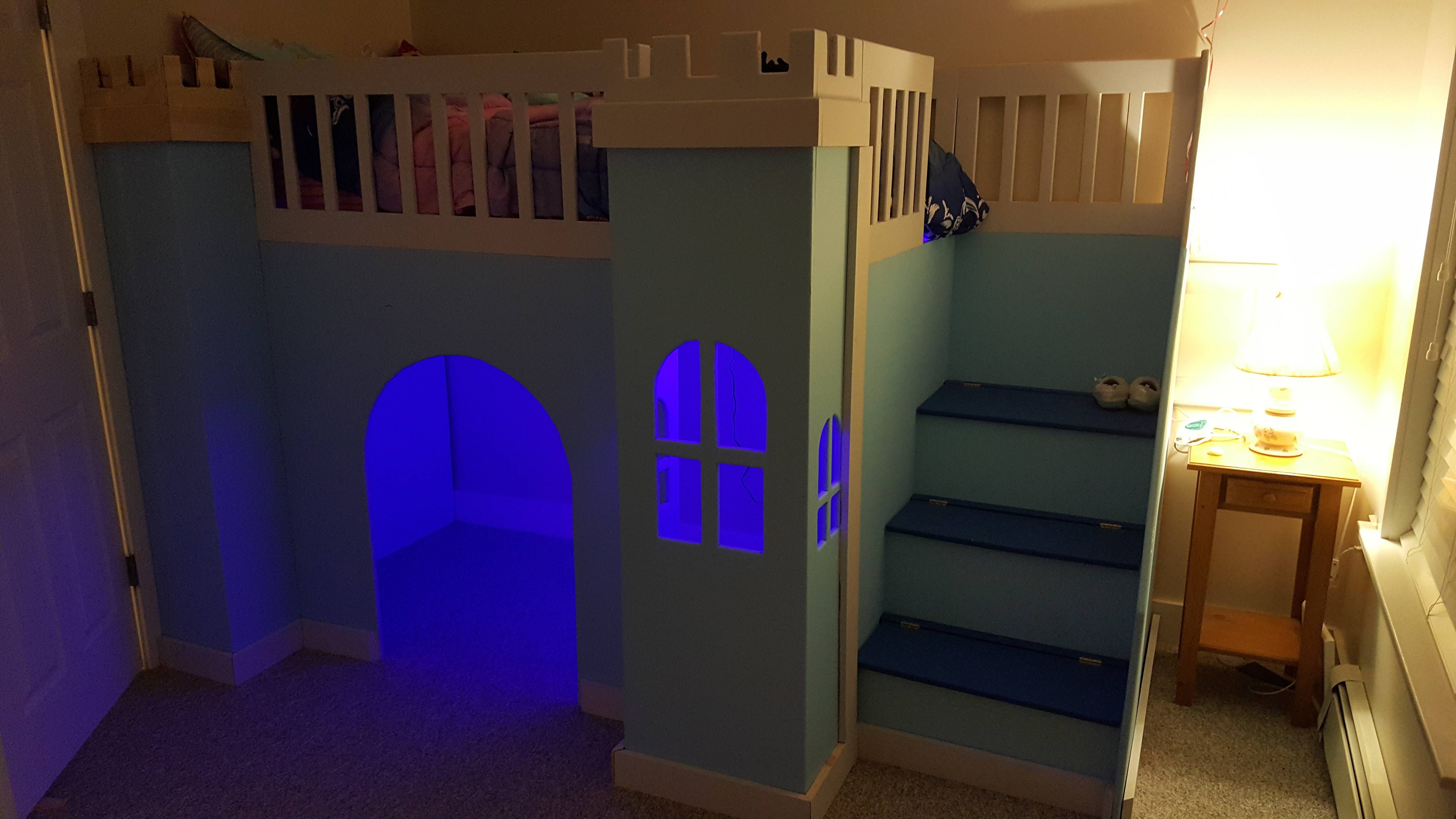 Picture of: Dream Themed Loft Beds 19 Photo Barb Homes