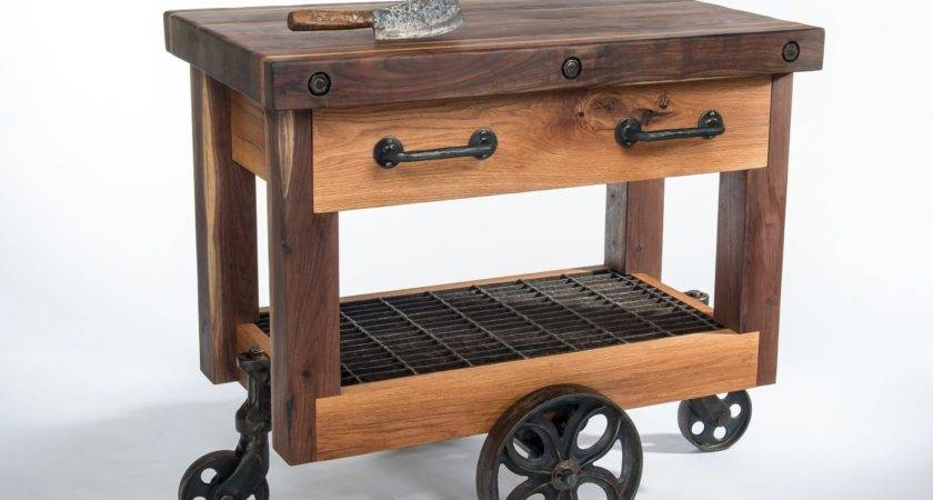 Antique Mobile Kitchen Island Carts Orchidlagoon