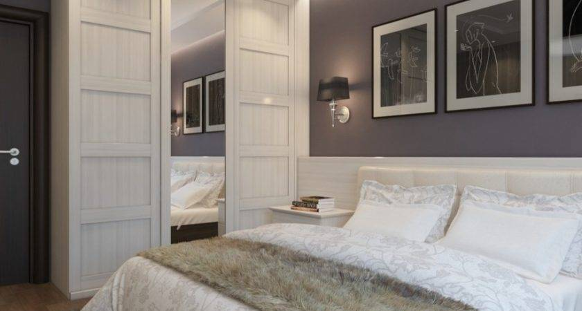 Apartments Contemporary Small Bedroom Ideas White