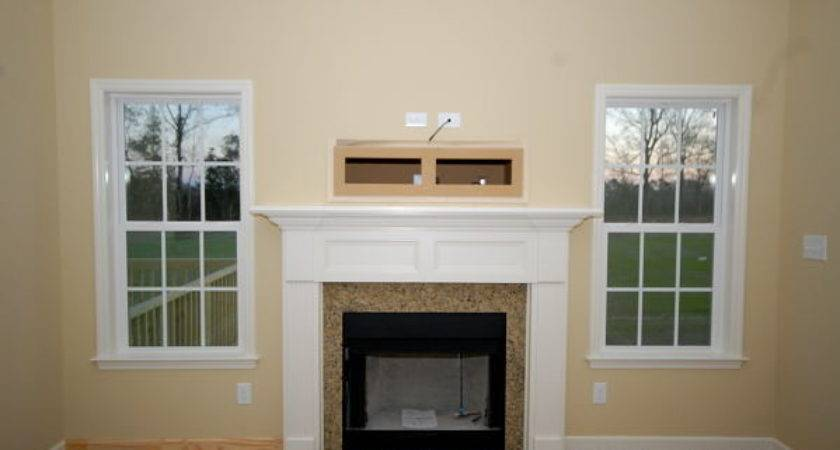 Appealing Over Fireplace Put Components