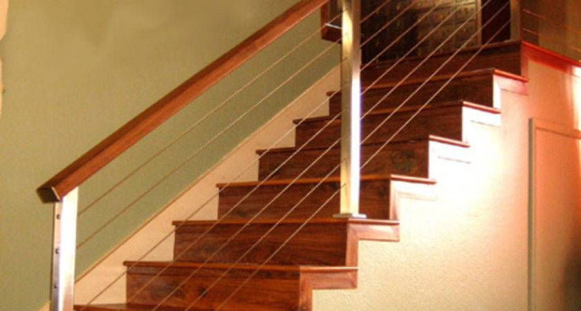 Architectural Railings Stainless Steel Cable Railing