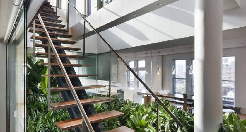 Architecture Modern Loft Interior Design Ideas New
