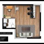 Architectures Small Studio Apartment Design Layouts