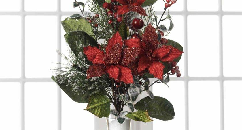 Artificial Christmas Centerpieces Luxury Town Square