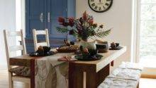 Artisan Country Style Dining Room