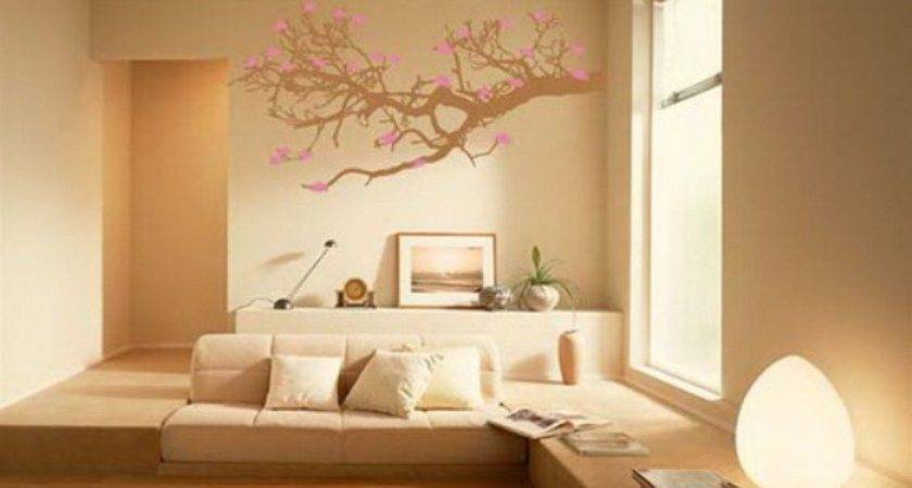 Arts Living Room Wall Decorating Ideas Beautiful