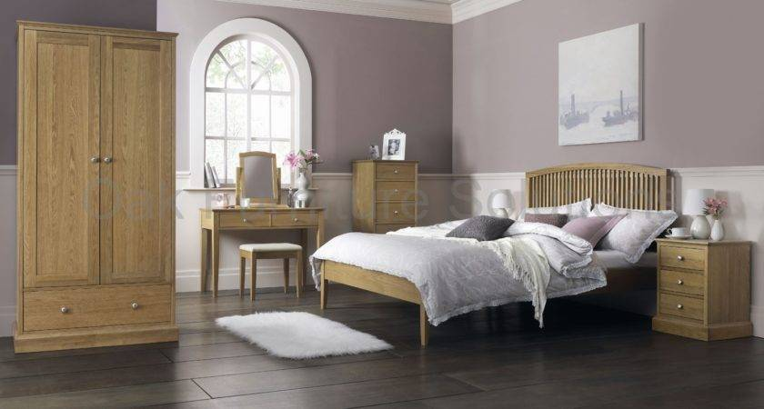 Ashby Oak Roomset Ofs