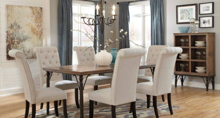 Ashley Furniture Tripton Rectangular Dining Room