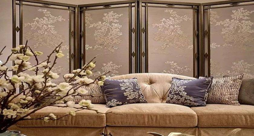 Asian Inspired Design Transitional Home