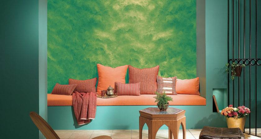 Asian Paint Texture Living Room Home Combo