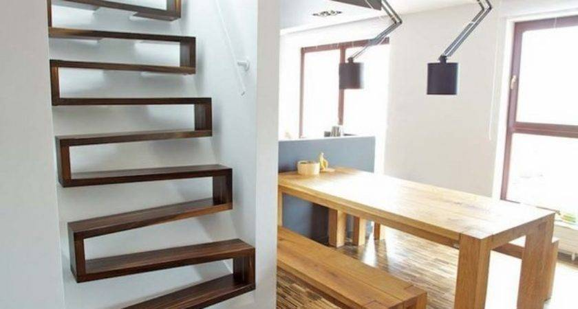 Attic Stairs Design Ideas Pros Cons Different Types