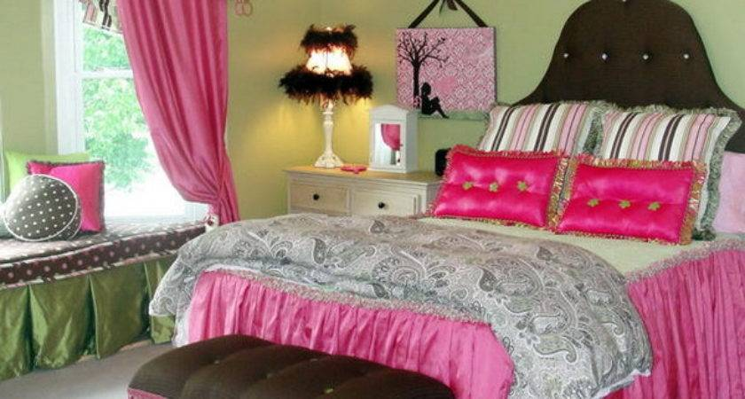 Attractive Teen Girls Bedroom Ideas Best Master