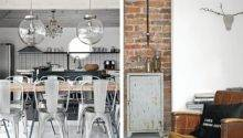 Aurora Sky Home Decor Trend Vintage Industrial