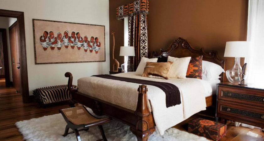 Awesome African Bedroom Decors Home Design Lover