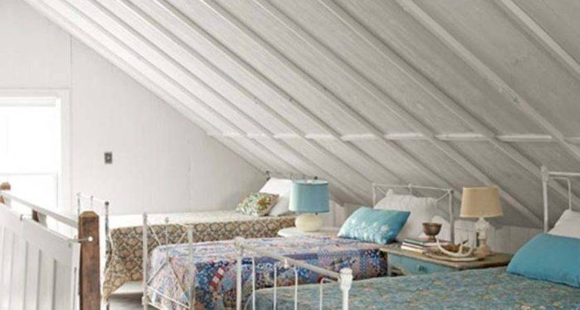 Awesome Attics Make Rethink Your Space