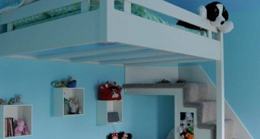 Awesome Bedrooms Teenage Girls Loft Beds Picz