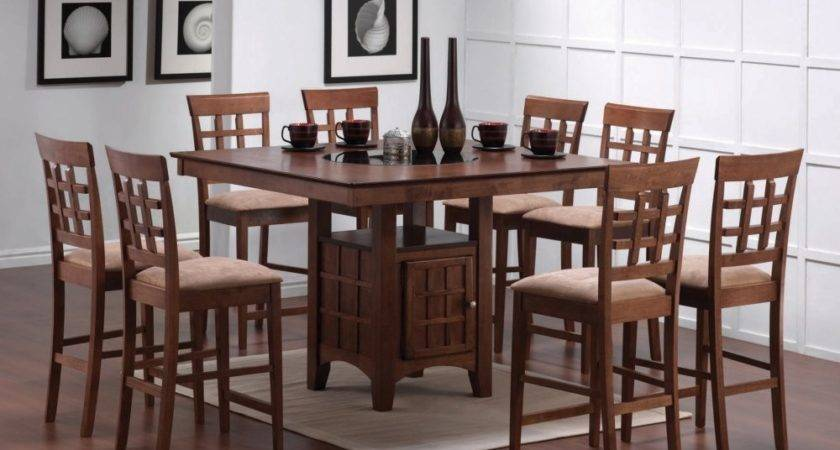 Awesome High Dining Table Sets Room