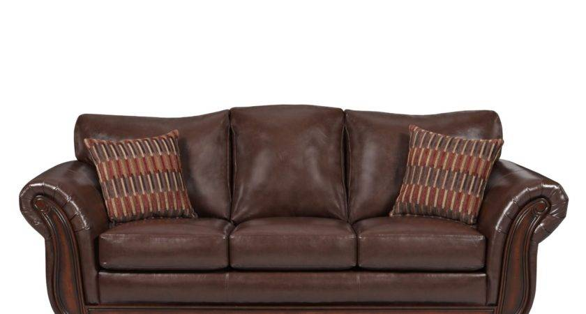 Awesome Leather Sofa Sleeper
