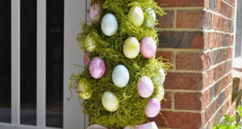 Awesome Outdoor Easter Decorations Special