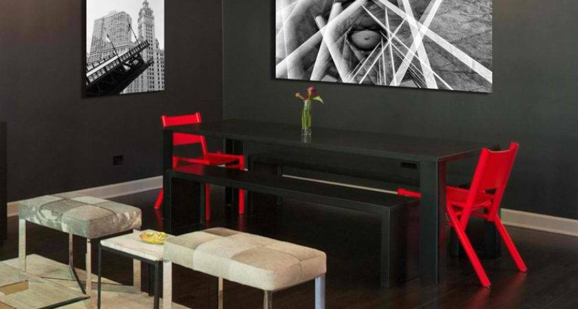 Awesome Red Accent Chairs Dining Room Home
