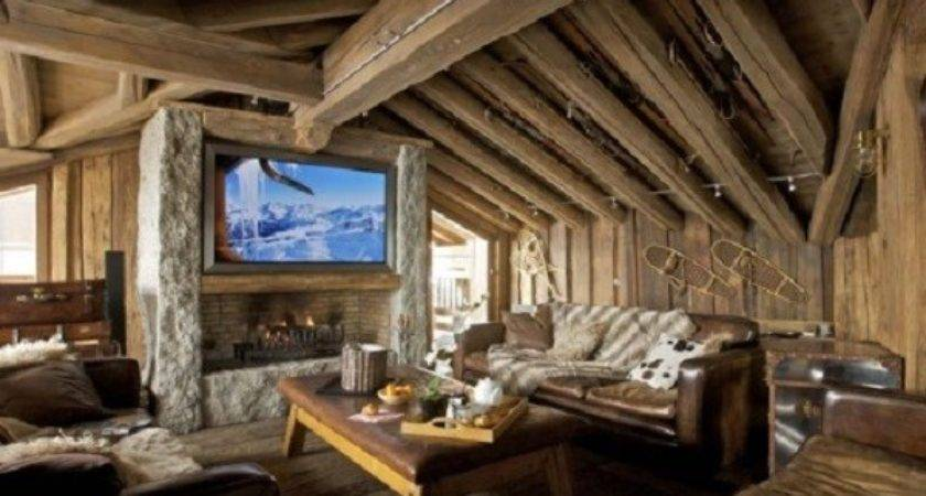 Awesome Rustic Home Interior Designs Design