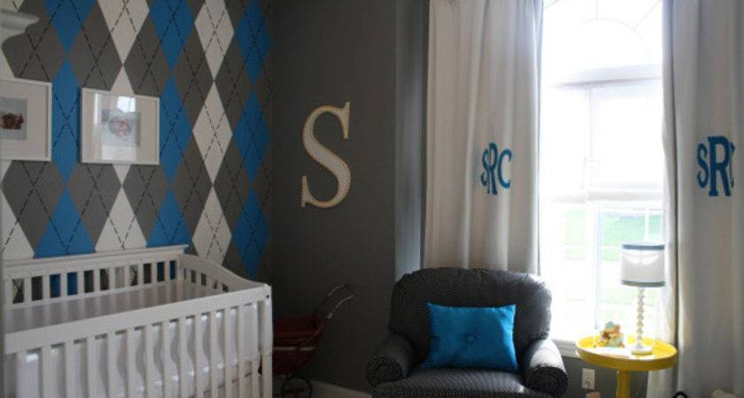 Baby Boy Nursery Ideas Interior Design