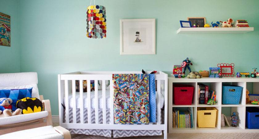 Baby Boy Nursery Themes Project