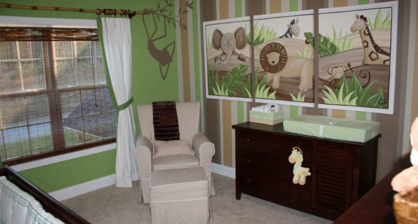 Baby Nursery Decorative Wall Painting Designs Bedrooms