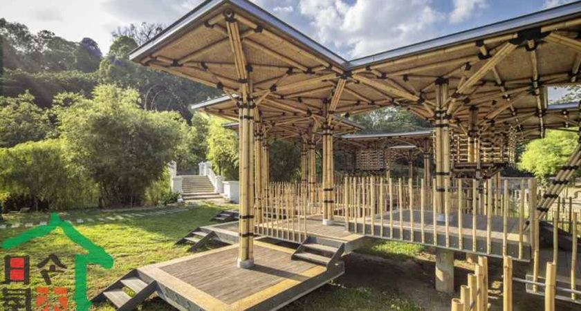 Bamboo Gazebo Boost Your Natural Backyard Looks Ideas