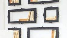 Baroque Bookshelves Look Like Frames
