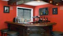 Basement Bar Ideas Designs Options Tips