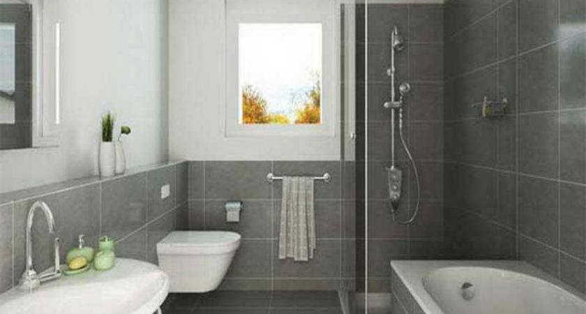 Bathroom Contemporary Decor Ideas Shower